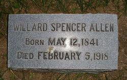 Willard Spencer Allen