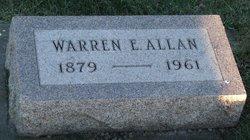 Warren Eugene Allan
