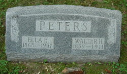 Ella <i>Ewry</i> Peters