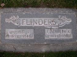 Elizabeth Emeline <i>King</i> Flinders