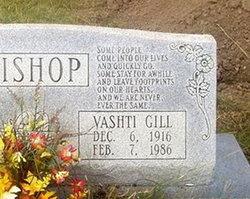 Vishti <i>Gill</i> Bishop