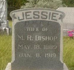 Jessie <i>Hurt</i> Bishop