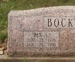 Rex A. Bockmon
