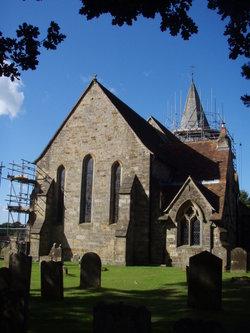 St Bartholomews Churchyard