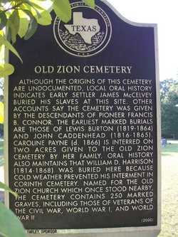 Old Zion Cemetery