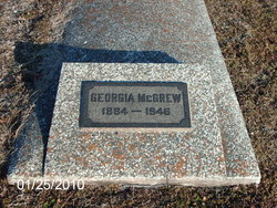 Georgia <i>Randall</i> McGrew
