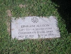 Ephraim Ball Allison