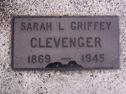Sarah Lecretia <i>Griffey</i> Clevenger