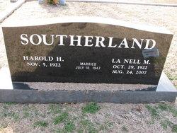 Mary LaNell <i>Massey</i> Southerland
