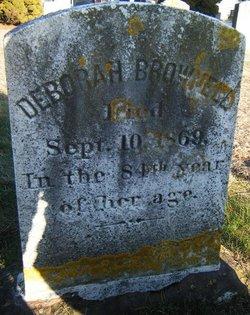 Deborah <i>Hicks</i> Brownell