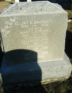 Annie May Brownell