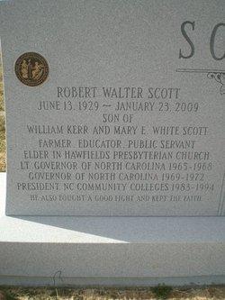 Robert Walter Bob Scott, II