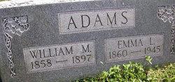 William M Adams