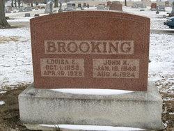Mary Louisa <i>Ewart</i> Brooking