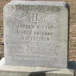 Andrew Richard Byrd