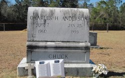 Charles H. Chuck Anderson
