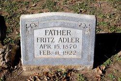 Fritz Adler