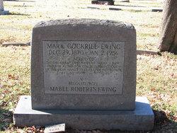 Mark Cockrill Ewing