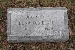 Euna O <i>Barnhart</i> Mertell