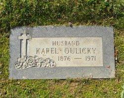 Karel Oulicky
