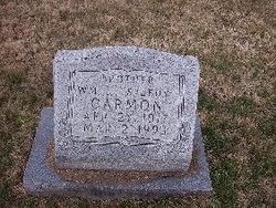 Wm L. SPEEDY Carmon