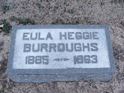Eula <i>Heggie</i> Burroughs
