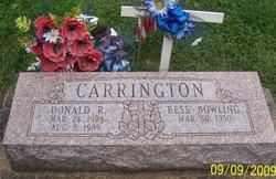 Donald R. Carrington
