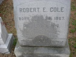 Robert E. Cole