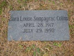 Clara Louise <i>Sompayrac</i> Collins