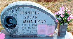 Jennifer Susan Montroy