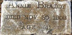 Annie Braddy
