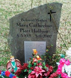 Mary Cathrine <i>Platt</i> Hullum