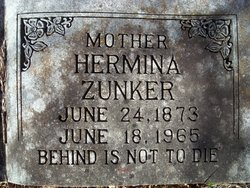 Hermina <i>Stauss</i> Zunker