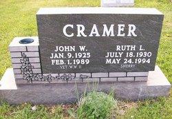 Ruth Lewella <i>Sherry</i> Cramer