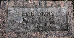 Faye Akins