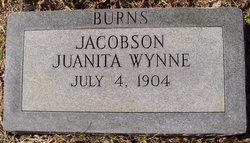 Juanita <i>Wynne</i> Burns
