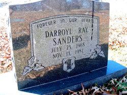 Darroyl Ray Sanders