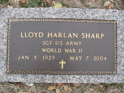 Lloyd H Sharp