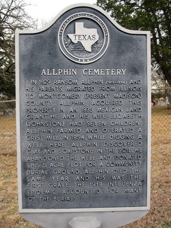 Allphin Cemetery