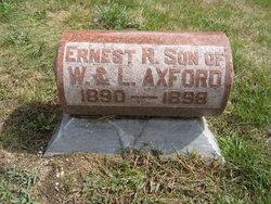 Ernest R. Axford