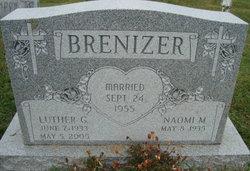 Luther G Brenizer