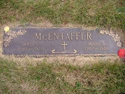 Mary Augusta <i>Arnos</i> McEntaffer