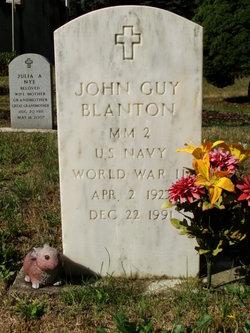 John Guy Blanton