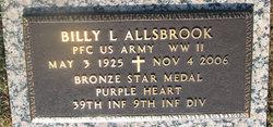 Billy L. Allsbrook