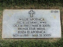 Willie Apodaca