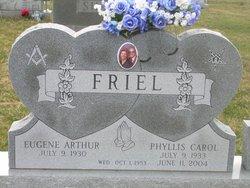Phyllis Carol <i>Sacks</i> Friel