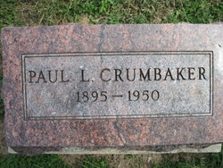 Paul Laverne Crumbaker