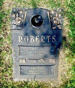 Mabel Ercelle <i>Borah</i> Roberts