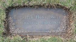 Elizabeth Wood <i>Hunt</i> Smith