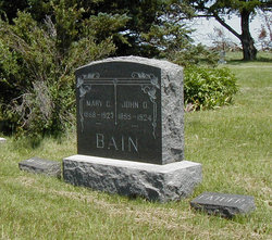 Mary Catherine <i>Baxley</i> Bain